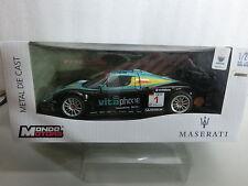 1:24 Mondo Motors Maserati MC 12 vitaphone (Sch1/2)