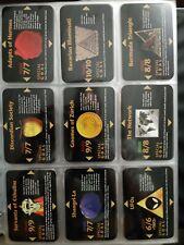 FULL LIMITED ILLUMINATI NEW WORLD ORDER INWO 412/412 CARDS GAMES HIGH QUALITY