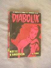 DIABOLIK ORIGINALE ANNO XII n° 10 - 1973 - RARO - OTTIMO