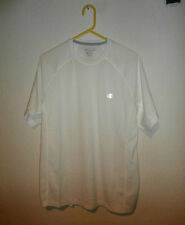 Large Champion Men's Athletic Shirt White