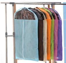 Home Dress Clothes Garment Suit Cover Case Dustproof Storage Bags Protector CA