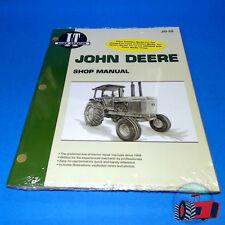 JD50 Workshop Manual John Deere 4030 4230 Tractor & JD 4430 4630