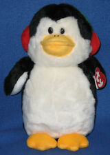 TY CLASSIC PLUSH - SNOWBANK the PENGUIN - MINT with MINT TAGS