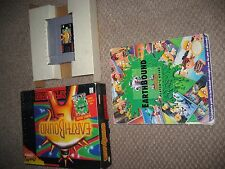 EarthBound Super Nintendo, 1995 Complete Player's Guide Original Box