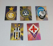 5 SCUDETTI album CALCIO 98 CARDS Panini  figurine stickers 1997-1998 Juventus