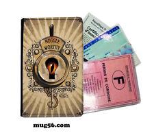les animaux fantastiques 01-001  étui carte grise carte d'identité permis