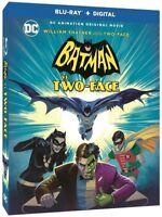 Batman Vs Due Viso ( Forti Artcards) Blu-Ray Nuovo (1000696627)