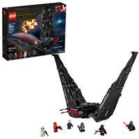 Legoed Star Wars Building Blocks Kylo Ren/'s Tie Fighter Episode VIII Toy Kit