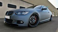 Cup Spoilerlippe BMW 3er BMW e92 e93 Frontspoiler Schwert Splitter Front M Paket