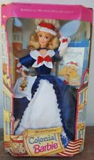 BARBIE COLONIAL American Stories Collection SPECIAL EDITION 1994 MATTEL NRFB