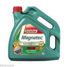 Lubrificante 5W-40 C3 CASTROL Magnatec 4L