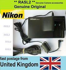 Original NIKON EH-21 AC adapter Charger EN-EL1,coolpix 995 5700 5400 885