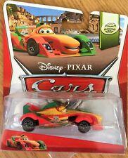 Disney Pixar Cars RIP CLUTCHGONESKI 11/15 Mattel Diecast