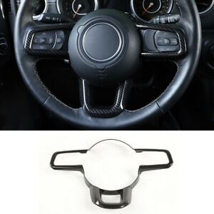 Steering Wheel Cover for Jeep Wrangler JL 2018-2020 3Pack Red Interior for Jeep Gladiator JT 2020