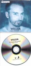CHRISTOPHE WILLEM RARE PROMO CD SI MES LARMES TOMBENT