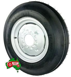 Tractor Front Tyre Rim Tube Complete Wheel 600X16 Massey Ferguson Fergy