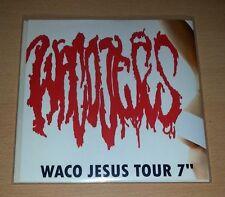 "WACO JESUS - Waco Jesus Tour 7"" VINYL 2009 Ltd.500 +RAR+ Dead Infection Lividity"
