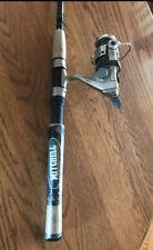 """Mitchell Advanta 6'6"""" Long 2 Pc Fishing Rod & Bass Spinning Reel Combo"""