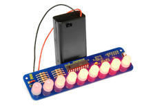 Larson Scanner Kit - 10mm Diffused LEDs (Assembled)
