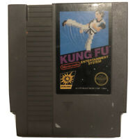 NES Kung Fu (Nintendo Entertainment System, 1985) **5 Screw Version**