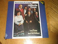 NASHVILLE GRASS / THERE'S GONNA BE A SINGING ~ CMH Album w Marty Stuart ~ SEALED