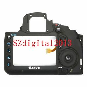 Back Rear Cover Case Housing Frame Shell For Canon EOS 5D Mark III 5D3 Camera