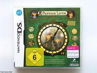 PROFESSOR LAYTON UND DIE VERLORENE ZUKUNFT  ~Nintendo Ds / Dsi / 3Ds / XL Spiel~