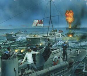 Cruel Seas Ship Sprues - Warlord Games