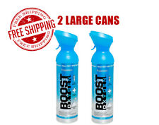 Boost Oxygen In A Can Peppermint Large Can Up To 100 Inhalations