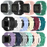 Silicone Polsino Cinturino Ricambio Strap per Fitbit Versa 2 Fitbit Versa/Lite