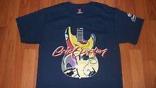 (2 SIDED) Artist Series Concert ERIC CLAPTON T-Shirt small 2010 Blues Guitar