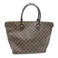 Louis Vuitton LV Saleya MM Shoulder Bag N51182 Damier Brown 2265