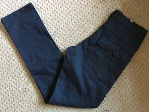 """883 POLICE HAVANA SD Mens Jeans 32"""" Waist - 33"""" Leg - 32 x 33 Button Fly 32L"""