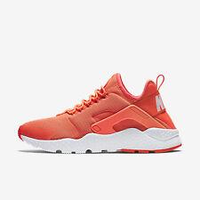 NEW NIKE W Air Huarache Run Ultra Women's Sneakers Orange UK 6.5 819151 800