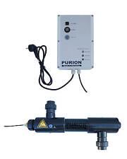 PURION 2001 PVC Salzwasser Pool Algen vernichten reinigen UV-C 30m³