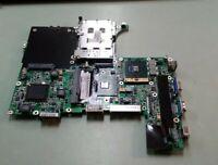 Dell 0TF052 Latitude D520 Laptop DDR2 SOCKET 478MT Motherboard 0PF494 CPU SL9DM