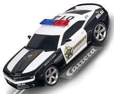 Carrera Digital Chevy Camaro Sheriff Slot Car 1/32 Cop Police 30756