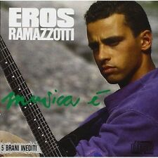 Musica E by Eros Ramazzotti (CD, Feb-2002, Sony BMG)