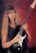 Milchael Lee Firkins Shrapnel 'Guitarist' Int. Clipping