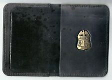 FBI Special Agent Antique Pin Wallet w/mini pin from the Quantico Gift Shop