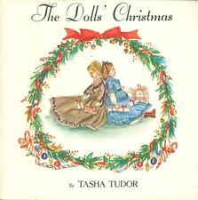 Tasha Tudor The DOLLS' CHRISTMAS / 1950 #27080