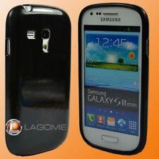 Fundas y carcasas calcetines lisos color principal negro para teléfonos móviles y PDAs