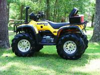 TriangleATV RISER SNORKEL KIT 2008-2010 Suzuki King Quad 450 ATV