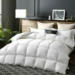 Hotel Collection Luxury Soft Microfiber Duvet Feel Like Down 13.5 Tog / Pillows