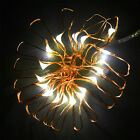 Warm White Fairy String Light Lamp LED Christmas Wedding Xmas Party Outdoor Deco