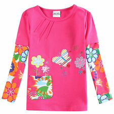 Unbranded Baby Girls' T-Shirts and Tops 0-24 Months