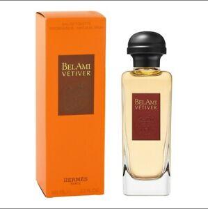 Hermes Bel Ami Vetiver High Quality 10ml Sample