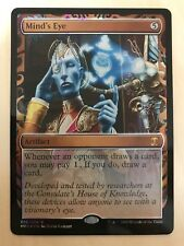 FOIL Mind's Eye Masterpiece MPS Kaladesh Invention mtg NM