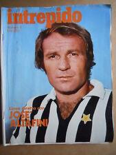 Intrepido n°1 1975 Josè Altafini Velvet Glove Billy Bis  [G390]