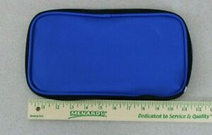 Boombah Replacement Front Flap Superpack Royal Blue Small Zipper Style